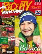 Titulní strana Recepty PRIMA NÁPADŮ 6/2012