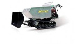 Sněhová radlice pro ACTIVE power track 1600