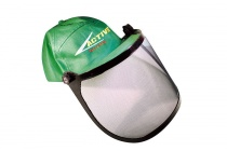 Net Visor with cap