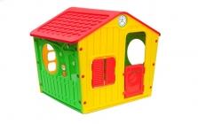Dětský domeček Galilee Village House RED