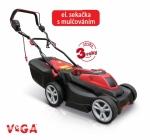 VeGA GT 3403 – el. sekačka s mulčováním